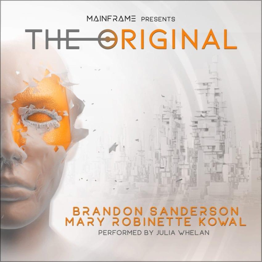 Cover Reveal for The Original | Brandon Sanderson